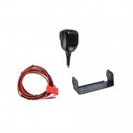 RMN5052 Микрофон стандартный, RLN6466 скоба крепления и кабель питания HKN4191